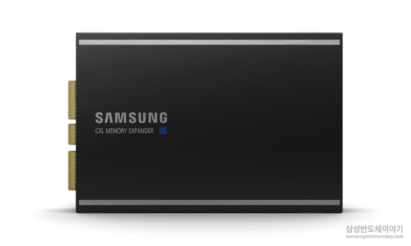 삼성전자, 업계 최초 CXL 기반 D램 메모리 기술 개발