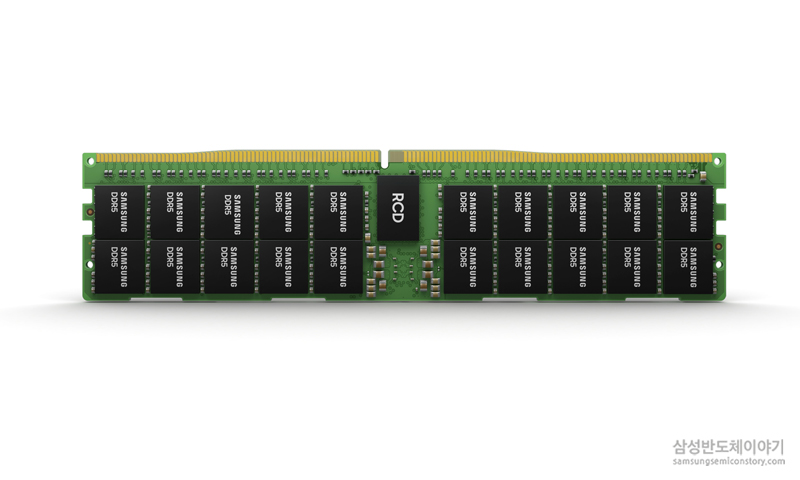 업계 최초 HKMG 공정 적용 고용량 DDR5 메모리