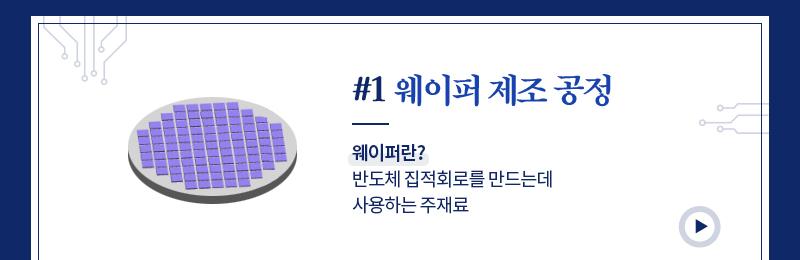 반도체 8대공정 - 웨이퍼제조
