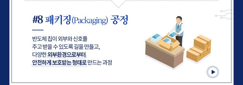 반도체 8대공정 - 패키징 공정